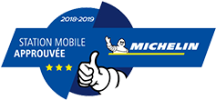 Station approuvée Michelin