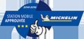 Service de montage à domicile approuvé Michelin