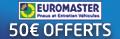 Pneu EUROMASTER offre MONTAGE pneu auto