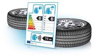 Etiquetage pneus