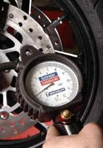 moto pression
