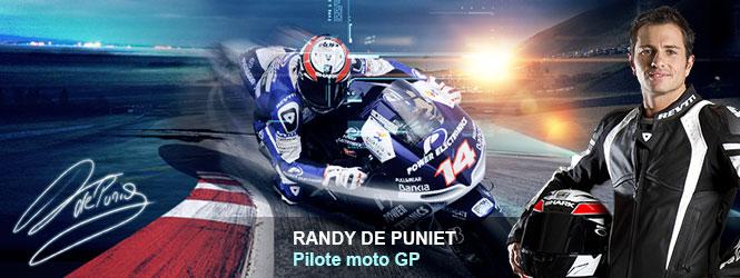 Les conseils de Randy de Puniet sur circuit