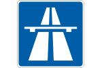 Panneau autoroute