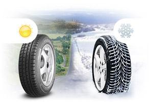 Pression des pneus été et hiver