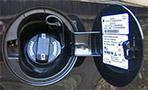 Information sur la pression des pneus