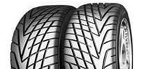 Profil de pneu asymétrique et directionnel