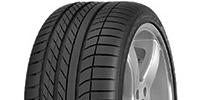 Profil de pneu asymetrique