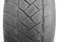 Exemple de pneu sous-gonflé