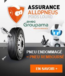 Assurance Allopneus Poids lourd