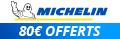 Pneu Michelin promo auto pas cher