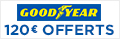 Pneus Goodyear Promo pneu auto pas cher