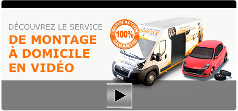 Découvrez le service de montage à domicile en vidéo