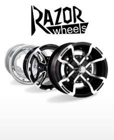 Jante quad Razor