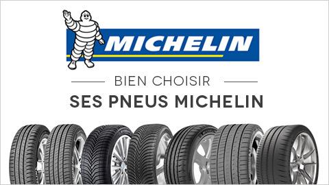 Bien choisir ses pneus MICHELIN