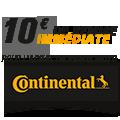 Promo : Prix fous sur les pneus Continental