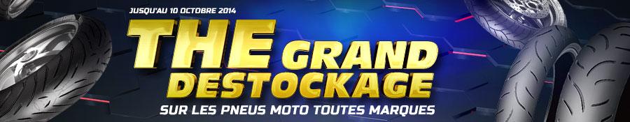 GRAND DESTOCKAGE PNEUS MOTO TOUTES MARQUES