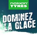 Promo : Stages de pilotage en LAPONIE avec NOKIAN