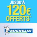 Promo : OPERATION PRINTEMPS MICHELIN