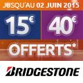 Promo : Le mois gagnant avec les pneus BRIDGESTONE Moto !
