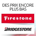 Promo : Gammes Poids-lourd BRIDGESTONE et FIRESTONE