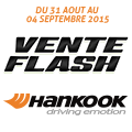 Promo : VENTE FLASH HANKOOK