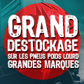 Promo : GRAND DESTOCKAGE PNEUS PL !