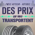 Promo : DES PRIX QUI VOUS TRANSPORTENT