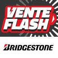 Promo : VENTE FLASH BRIDGESTONE