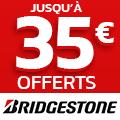 Promo : Le mois IRRESISTIBLE avec BRIDGESTONE MOTO