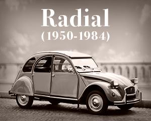 Radial 1950-1984