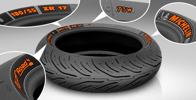 choix du produit comment lire un pneu moto. Black Bedroom Furniture Sets. Home Design Ideas