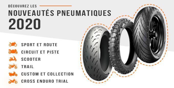 Découvrez les nouveautés pneumatiques 2020