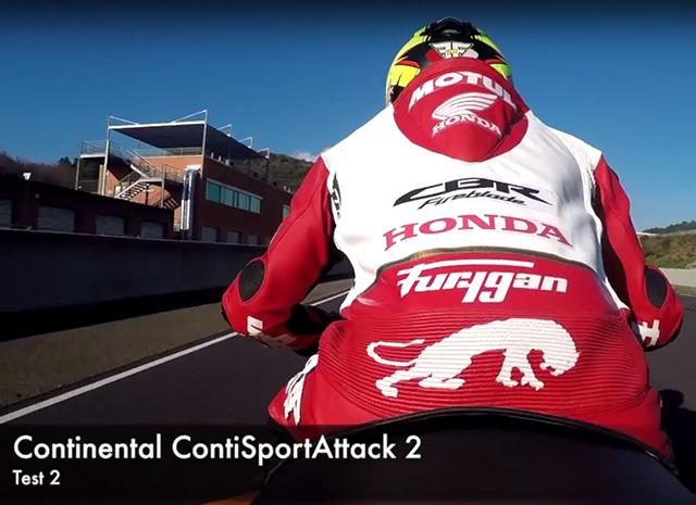 Vidéo test Continental