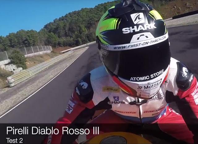 Vidéo test Pirelli